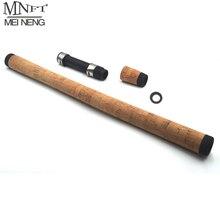 MNFT 1 Set Fishing Rod Building Repair Composite EVA Cork Handle And Plastic Fishing Reel Seat For DIY Building Or Repair