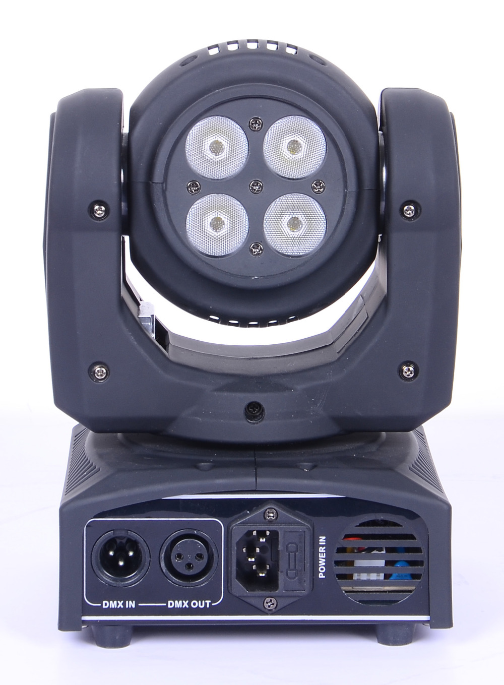 double side 4 *8w led wash moving head light / each face 4*8W rgbw leds effect moving head stage light for disco events