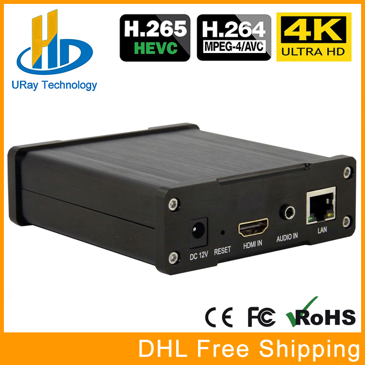 Best H.265 H.264 4K UHD HDMI Video Encoder For Live Stream Broadcast Support HTTP RTSP RTMP UDP RTP For Live Stream Broadcast uray 3g 4g lte hd 3g sdi to ip streaming encoder h 265 h 264 rtmp rtsp udp hls 1080p encoder h265 h264 support fdd tdd for live