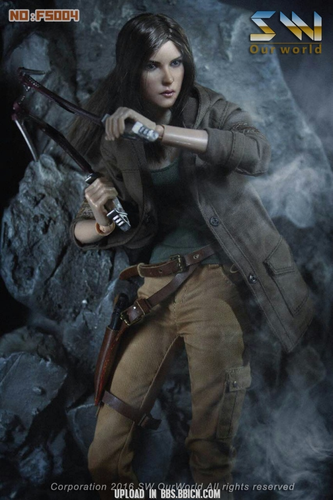 1/6 scale female figure Tomb Raider Explorers Lara Croft 12 Action figure doll Collectible Model plastic toy lara croft and the temple of osiris xbox one [digital code]