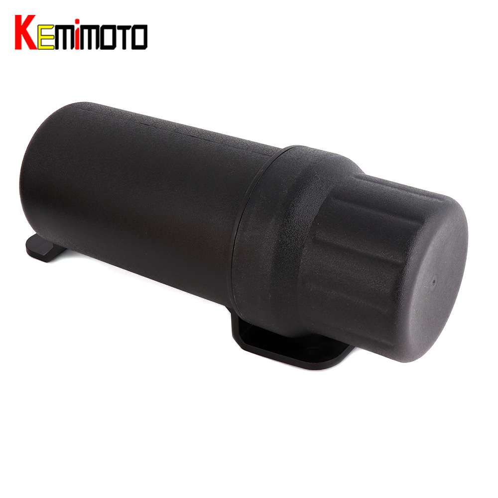 KEMiMOTO Tool Tube Gloves Raincoat Storage Box for BMW for Honda Universal Off Road Motos Motorcycle Accessories Waterproof