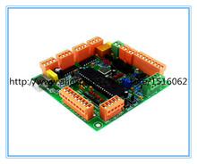 Integrated Circuit 4 Ось USB ЧПУ Плате Контроллера Интерфейса CNCUSB MK1 Usbcnc 2.1 запасной MACH3 + DVD диск