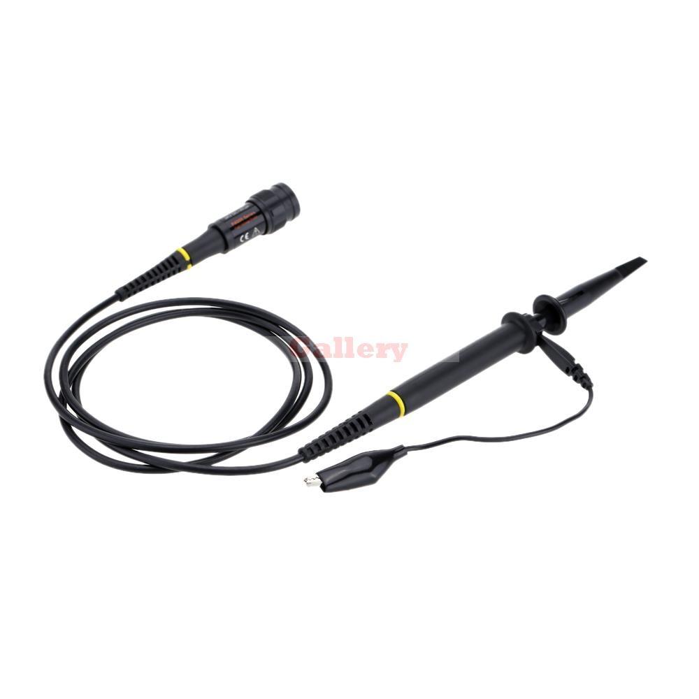 P4100 2kv 100 1 100mhz Stable Performance Alligator Clip Test Probe High Voltage Oscilloscope Alligator Clip Picture Holder  цены