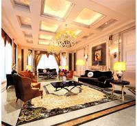3d картина этаж обои ПВХ пол обои европейский стиль простой мраморный пол 3d обои водонепроницаемый