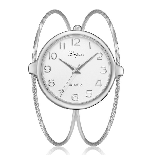 Lvpai Women's Casual Quartz Bracelet Watch Analog Wrist Watch Women Brand Watches Luxury Watch 2018 relogio feminino