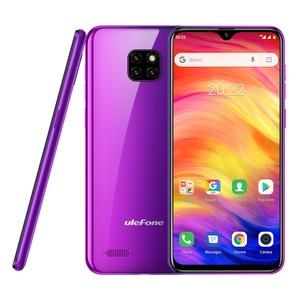 Image 4 - Ulefoneหมายเหตุ 7 สมาร์ทโฟน 3500MAh 19:9 Quad Core 6.1 นิ้วWaterdropหน้าจอ 16GB ROMโทรศัพท์มือถือWCDMAโทรศัพท์มือถือandroid8.1
