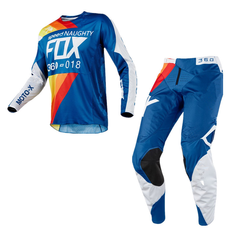 Speed-division 360 Draftr Motocross Racing Suit 180 360 MX Jersey Off-Road Motorcycle Riding Pants Dirt Bike Moto Sets