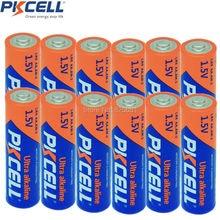 Bateria para Mp3 Granel 24 PC Super Alcalina LR6 AA 1.5 V e 360 MIN Seco Brinquedos ETC
