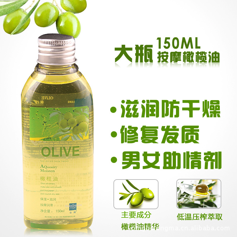 Olive oil for anal sex