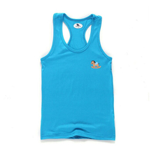Фотография IVE New 2015 Kids T shirt Children Sleeveless T-shirt Boy Cartoon Top Girls Top IU313