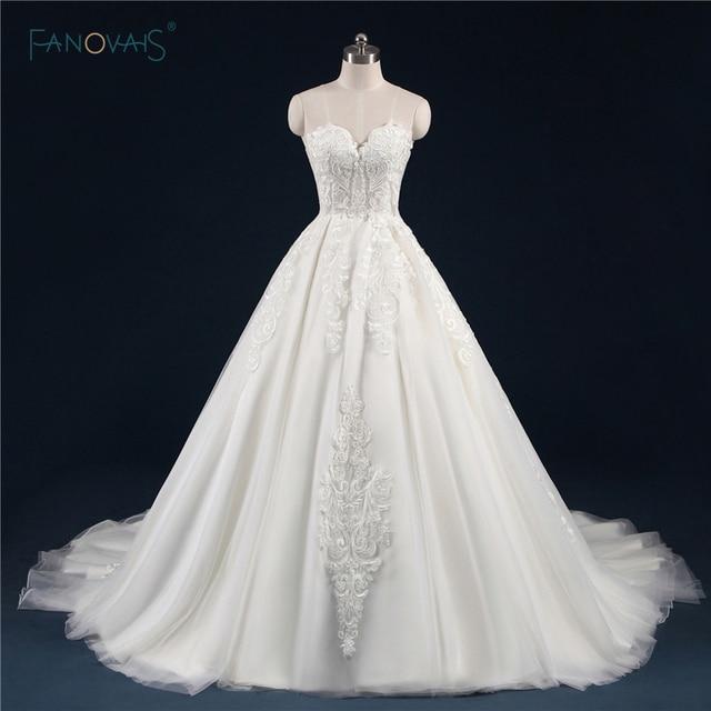 Aliexpress.com : Buy Real Made Vintage Wedding Dresses 2017 ...