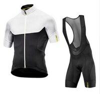 Mavic Cycling Set 2018 Cycling Jersey Summer Team Short Sleeves Bike Clothing Ropa Ciclismo Cycling Clothing