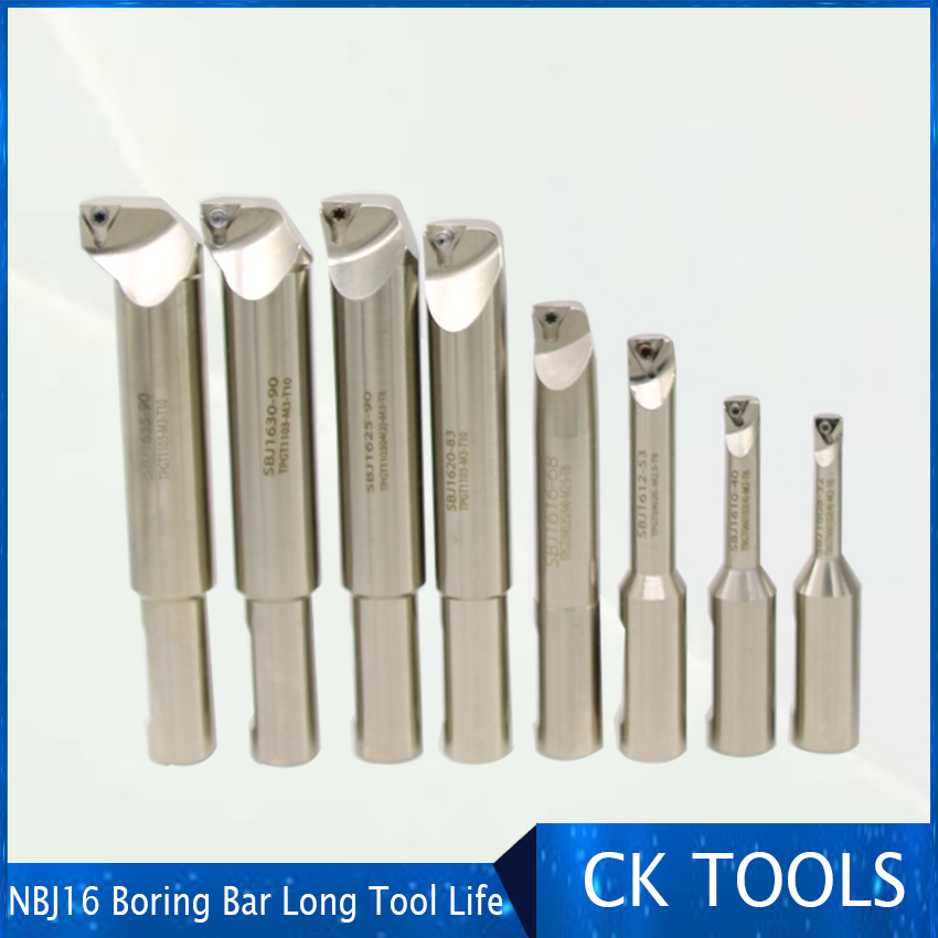 SBJ1606 08 10 12 14 16 20 25 30 35  SBJ1616 68  nbj16 CBI precision boring heads and with boring bar-in Tool Holder from Tools