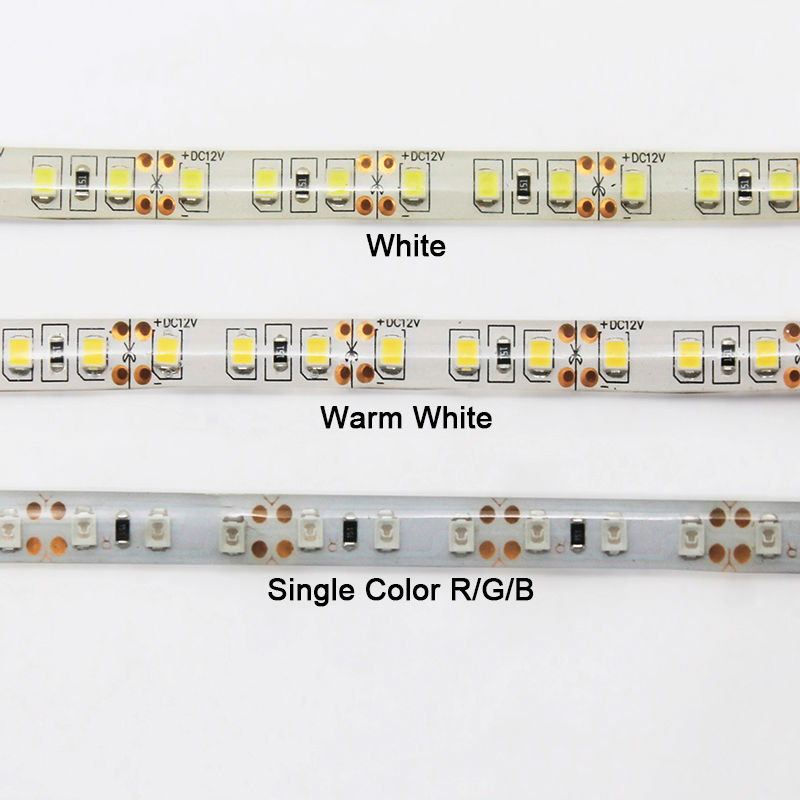 LED Strip 3528 / 2835 120 LED/m IP65 Waterproof DC12V Flexible LED Light 3528 / 2835 LED Strip.