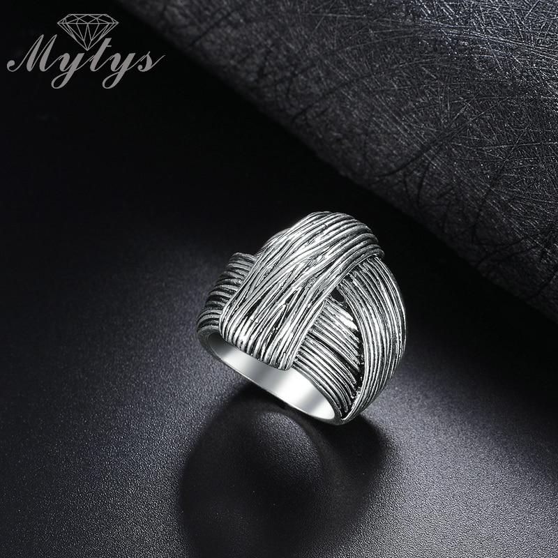 Mytys Ny Ankomst Geometrisk Håndlavet Design Retro Samling Kvinder - Mode smykker - Foto 2