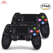 Drop shipping Wireless Bluetooth gamepad for PS4 Controller Fit For PlayStation 4 Console Playstation Dualshock Joystick