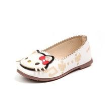 JY Spring Children girls Pu shoes Girls