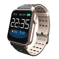 Y6 Pro Smart Band di Supporto di Frequenza Cardiaca Misuratore di Pressione Sanguigna Monitor di ossigeno IP68 Impermeabile inseguitore di fitness astuto della vigilanza del braccialetto