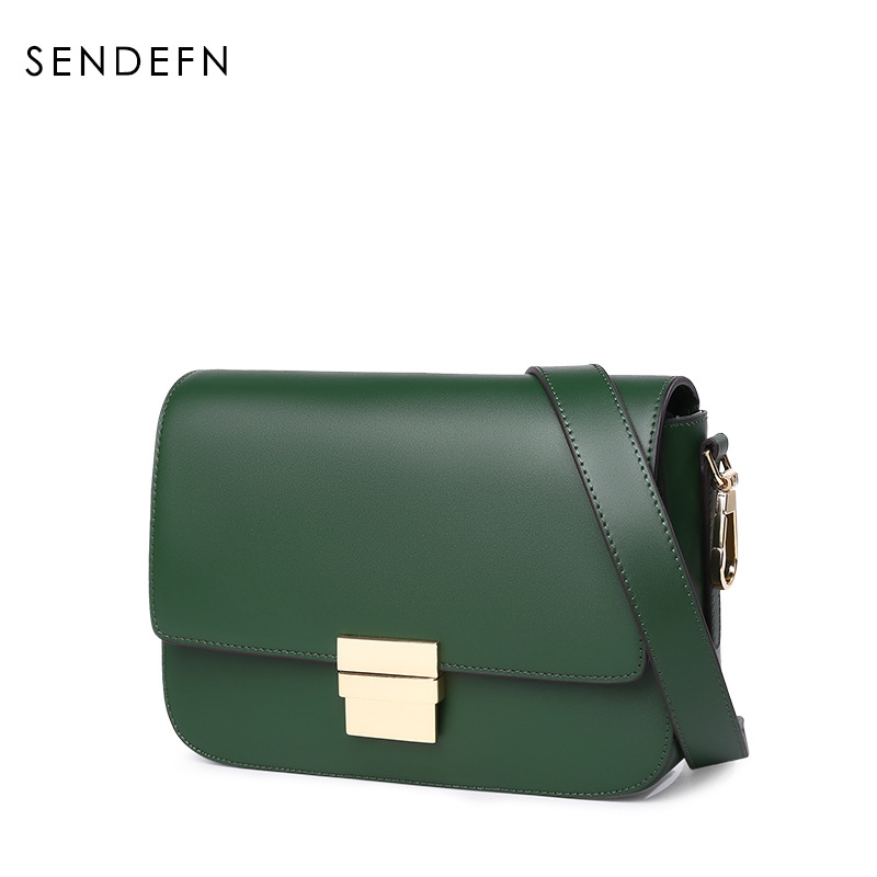 SENDEFN 2018 high quality small ladies messenger bags leather shoulder bags women crossbody bag for girl brand women handbags doodoo high quality small ladies messenger bags leather shoulder bags women crossbody bag for girl luxury brand women handbags