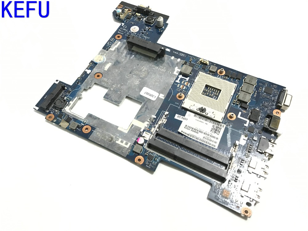 KEFU SUPER !!! FREE SHIPPING QIWG5_G6_G9 REV : 1.0 LA-7982P LAPTOP MOTHERBOARD FOR LENOVO G580 NOTEBOOK PC COMPARE PLEASE kefu new da0r76mb6d0 rev d free shipping laptop motherboard for hp pavilion 15 e 17 e notebook pc compare please