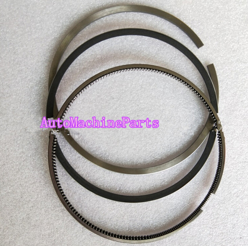 цена на 6 Sets/Lot 3803358 3804500 4089489 Piston Ring Sets For NT855 N14 Free Shipping