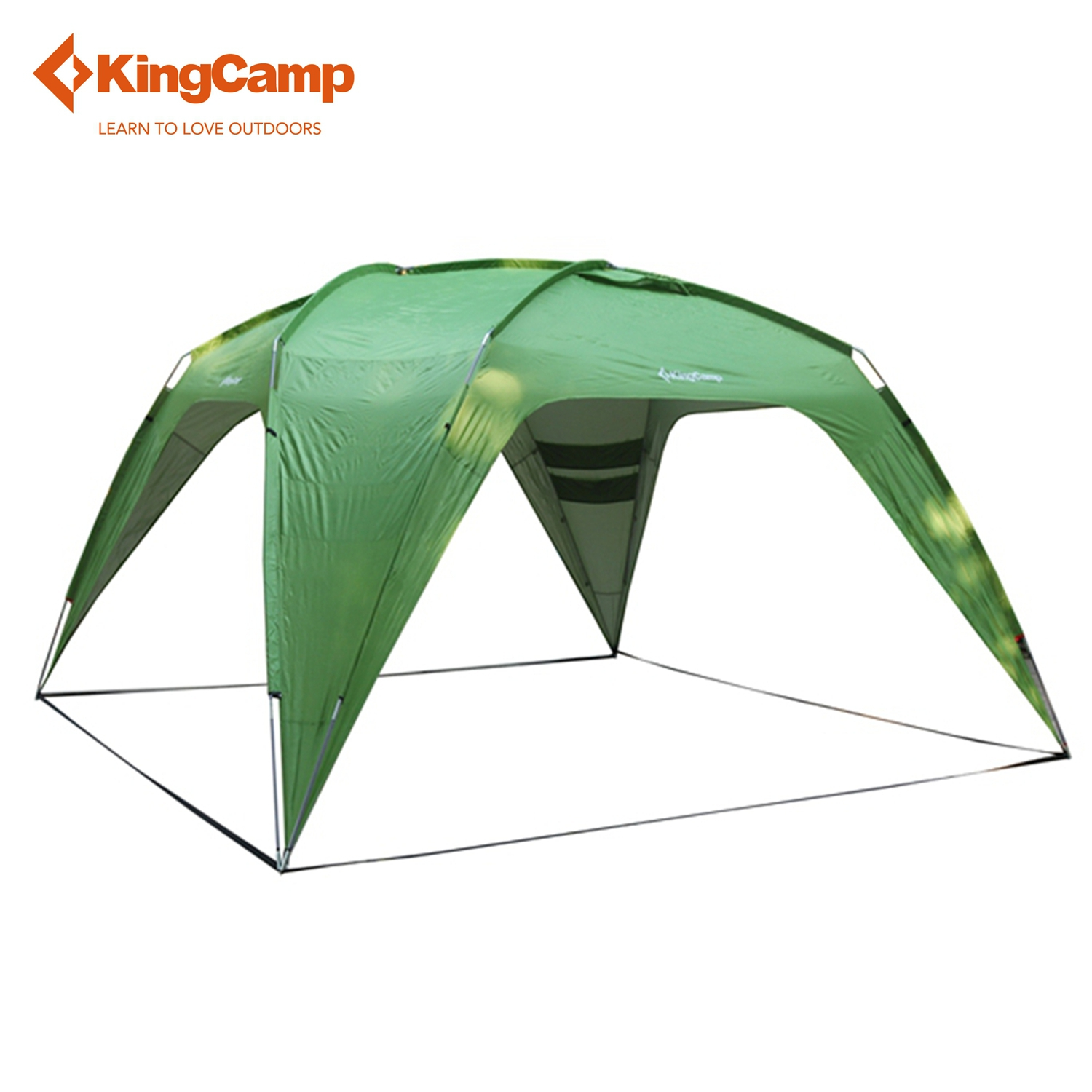 kingcamp outdoor canopy tent for patio gazebo wedding party commercial fair car sun shelter for picnic