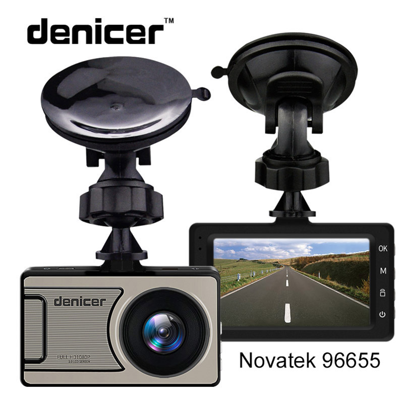 Navotek 96655 Dash Camera Full HD 1080P Car Vehicle Video Recorder Auto Camera 170 Degree Wide