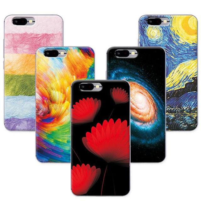 """Soft TPU Coque For Umi Umidigi Z 5.5"""" Case Cover Scenery Painting Phone Cases For Umi Z / Umi Z Pro Silicone Fundas Capa"""