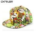 CN-RUBR Fashion Camo Vampire Multicolor Caps 8 Colors Patchwork  Spring/Summer Caps  Hip-Hop Unisex Baseball Caps Climbing Hat