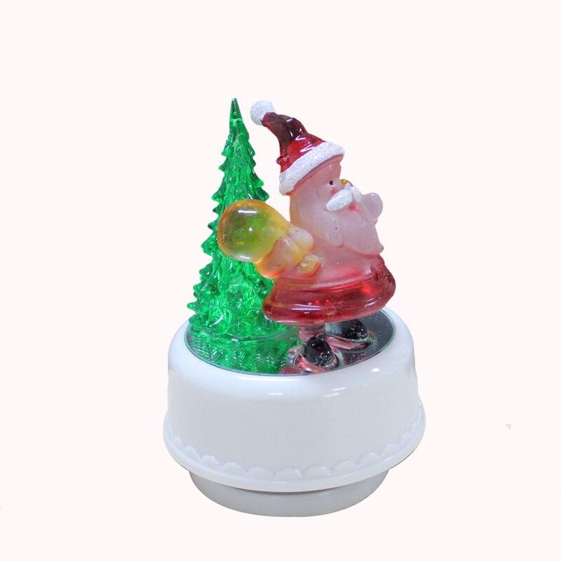 font b Music b font font b box b font Santa and Christmas tree with