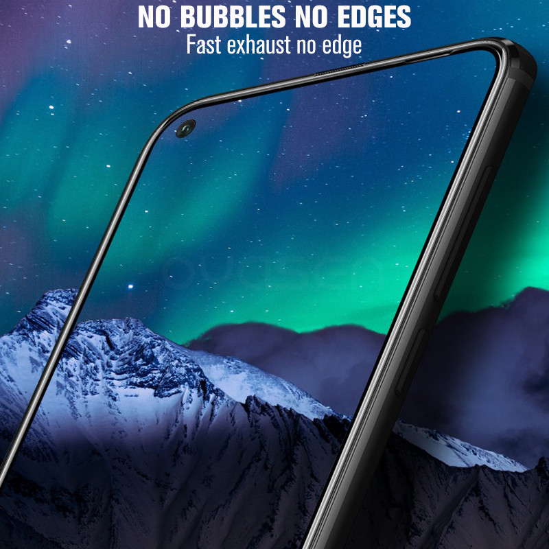 Full Cover Tempered Glass For Huawei Nova 4 3i 3e 3 9H 3D Cuverd Screen Protector For Huawei Nova 3e P20 Lite Protectivei Film in Phone Screen Protectors from Cellphones Telecommunications