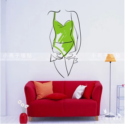 Wall Stickers Home Decor The Ballet Dance Studio Wall Stickers Music Classroom Sitting Room Adornment Bedroom Wallpaper Dance Wallpaper