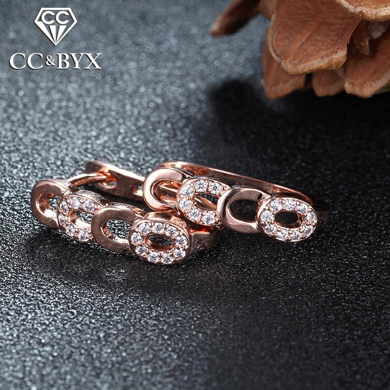 ef9942443699 Tienda Online CC 2018 nuevo diseño bijoux cubic zirconia pendiente de la  moda bien pendientes de clip pendientes largos aretes pendientes para mujer  joyería ...