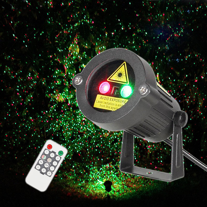 com buy new outdoor rg christmas static star laser lights projector. Black Bedroom Furniture Sets. Home Design Ideas