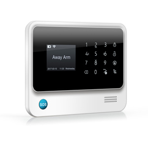 Image 3 - Fuers G90B 3G 2.4G WiFi GSM SMS Wireless 433MHZ Home Security System IOS Android APP Remote Control alarm kit