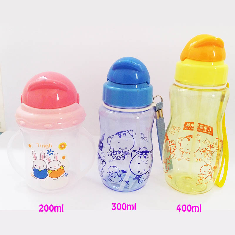 Baby water straw bottles training cups for children learn - Cups and kids ...