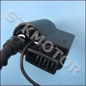 Image 5 - 3 פין הצתה סליל CDI עבור 50CC Piaggio Gilera NRG Sfera Stalker TPH ZIPFor קטנוע Gilera רץ 50 SP