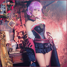 UWOWO Game Fate/Grand Order Sexy Cosplay Helena Blavatsky Cosplay Costume Girls Sexy Costume madame blavatsky