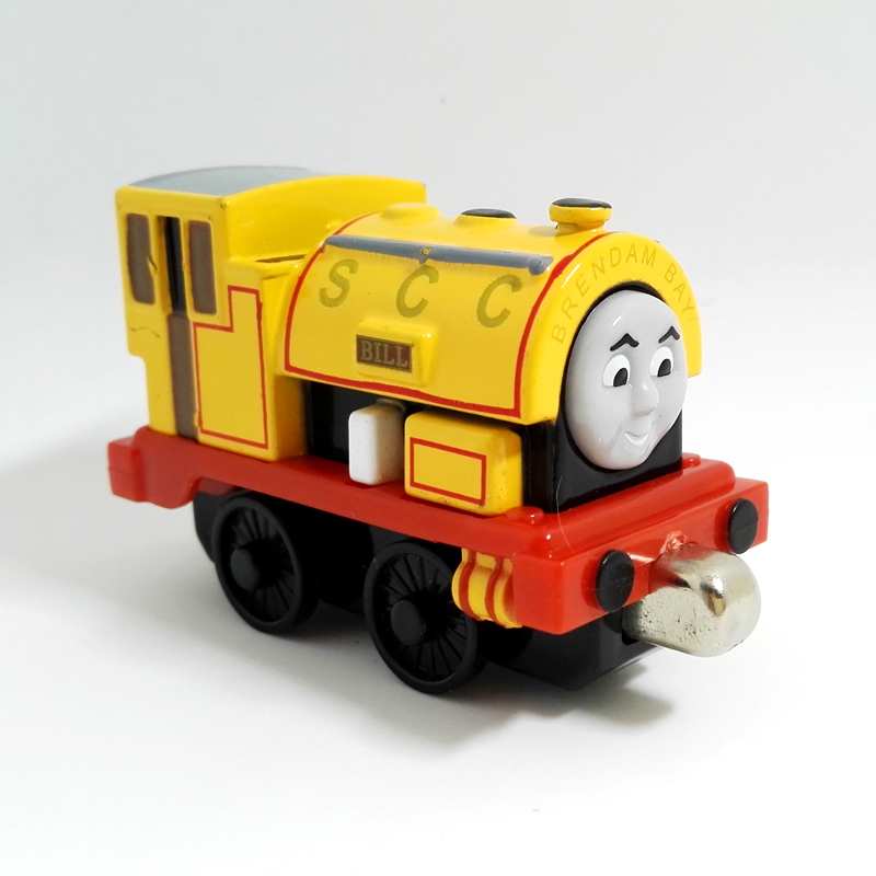T0038 Toys gift Diecasts Vehicles Thomas BILL Thomas And Friends Magnetic Truck Car Locomotive Railway Train For Boys children