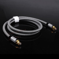 digital audio fiber optical cable 5.1 DTS Dolby digital DAC optical fiber cable 5u gold plated plug cable