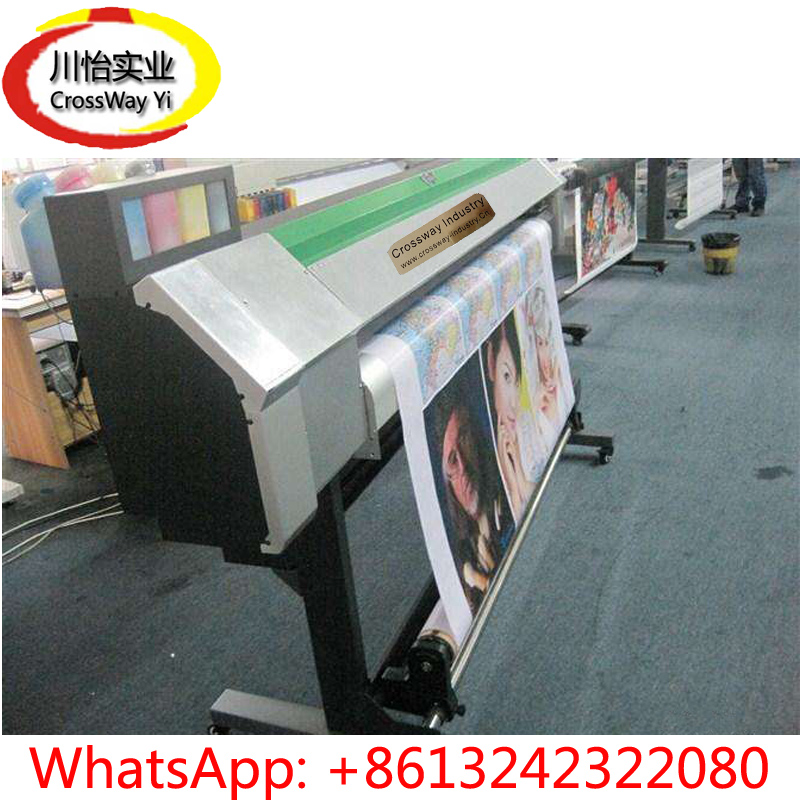 Large Format Sublimation Printer With DX5 DX7 Head