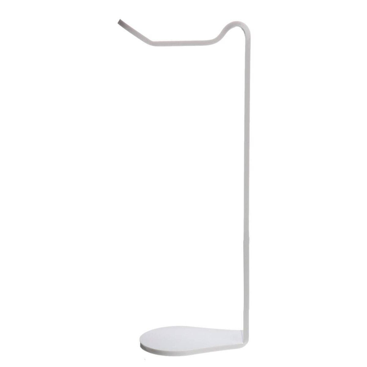 Universal Acrylic Stand for Earphone Headphone Headset Holder Holder for Desk Display Stand white