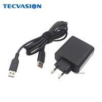 Portable DC 20V 5V 2A 40W USB Laptop AC Power Adapter Charger USB Cable for Lenovo Yoga3 Pro Yoga 3 MIIX 700 Phone Pad USB Port