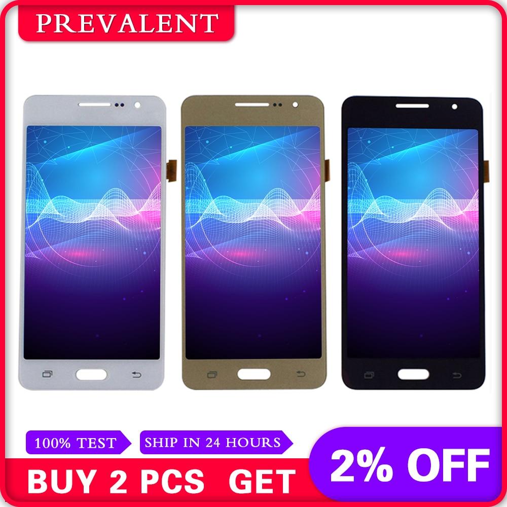 Pour Samsung Galaxy Grand-Premier G530 G530F G530H SM-G531 G531 G531F G531H LCD Module D'affichage + Écran Tactile Assemblée Capteur
