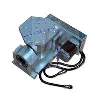 CNC 5-осевой (aixs  роторная ось) Т-образный патрон для фрезерного станка с ЧПУ