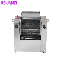 Beijamei 2020 Commercial Flour Dough mixer 5/15/25kg Stainless steel Dough mixing Kneading machine 220V