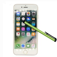 1Pcs Capacitive Touch Screen Stylus Pen For iPad  For iPhone 5 6 7 for Samsung Universal Tablet PC Smart Phone 70 цена и фото