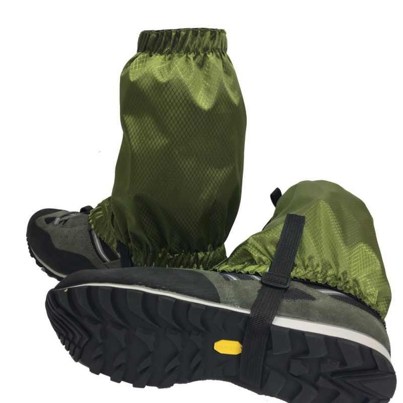 1 Pair Waterproof Outdoor Hiking Walking Climbing Snow Riding Legging Gaiters