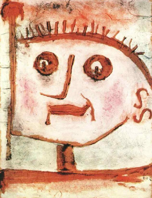 High quality Oil painting Canvas Reproductions An allegory of propaganda (1939)  by Paul Klee  Painting hand paintedHigh quality Oil painting Canvas Reproductions An allegory of propaganda (1939)  by Paul Klee  Painting hand painted