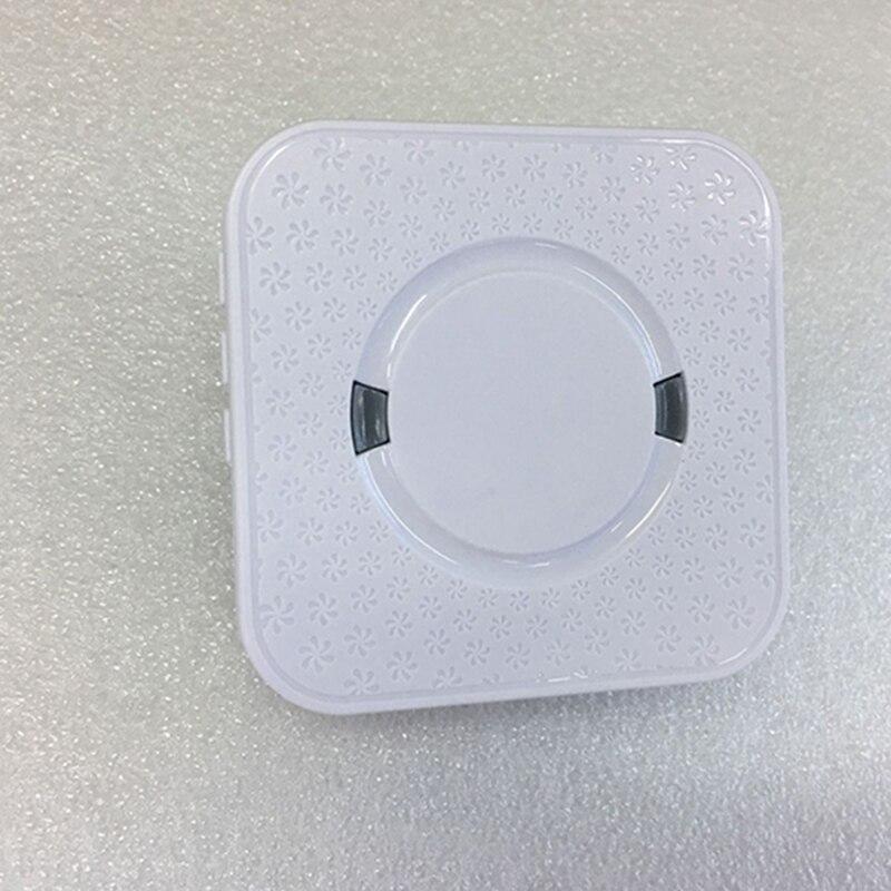 White Waterproof Wireless Doorbell Indoor Receiver 1 Ring/Tong For XSH CAM App
